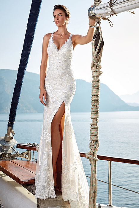 Diana Wedding                                          dress by Eddy K Dreams