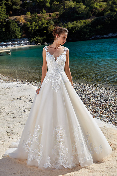 Heidi Wedding                                          dress by Eddy K Dreams