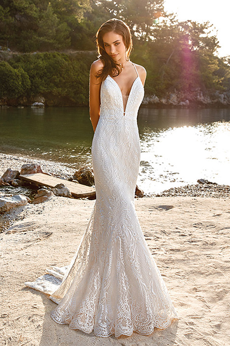 Isadora Wedding                                          dress by Eddy K Dreams