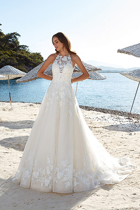 Milena Wedding                                          dress by Eddy K Dreams