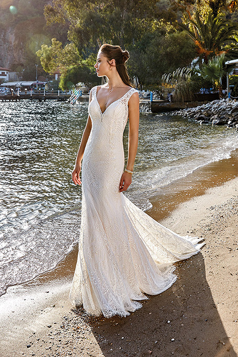 Monica Wedding                                          dress by Eddy K Dreams