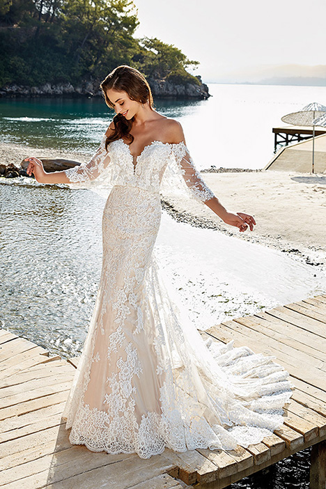 Roxanne (DR1927) Wedding                                          dress by Eddy K : Dreams