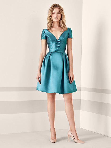 JACIRAS Bridesmaids                                      dress by Pronovias : Cocktail