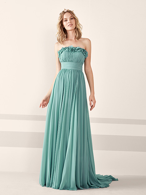 JAFFA Bridesmaids                                      dress by Pronovias : Cocktail