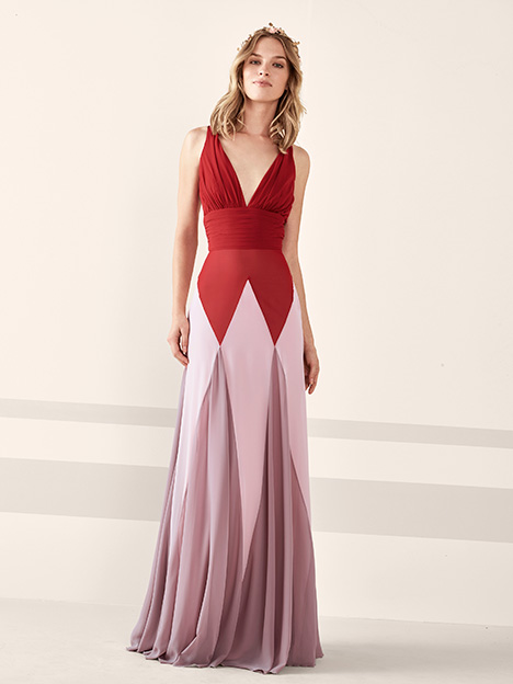 JAKINA Bridesmaids                                      dress by Pronovias : Cocktail