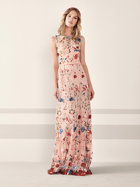 JAMI Bridesmaids                                      dress by Pronovias : Cocktail