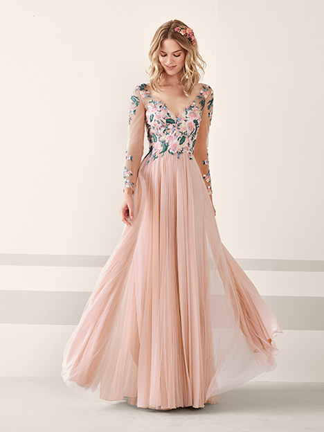 JAN Bridesmaids                                      dress by Pronovias : Cocktail