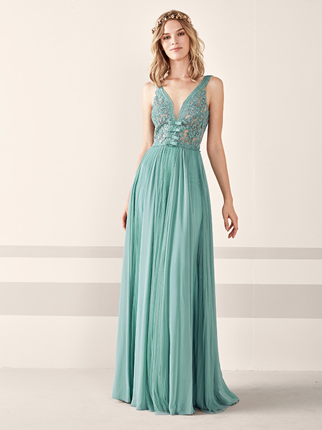 JANAY Bridesmaids                                      dress by Pronovias : Cocktail