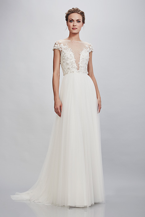 Rosetta (890507) Wedding                                          dress by Theia White Collection