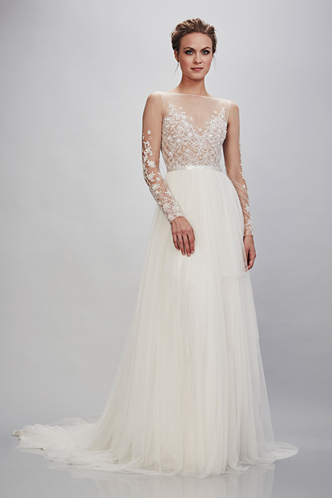 Octavia (890517) Wedding                                          dress by Theia White Collection