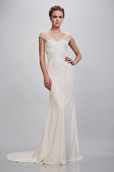 Viviana (890522) Wedding                                          dress by Theia White Collection