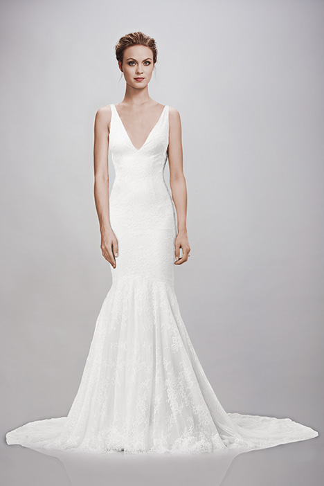 890534 Wedding                                          dress by Theia: White Collection