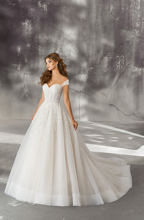 8270 Wedding                                          dress by Morilee Bridal