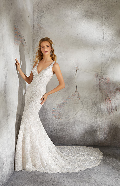 8271 Wedding                                          dress by Morilee Bridal