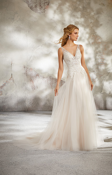 8277 Wedding                                          dress by Morilee Bridal