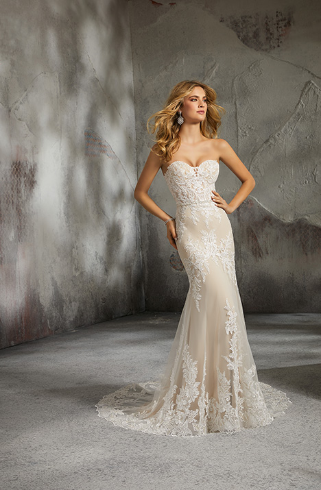 8278 Wedding                                          dress by Morilee Bridal