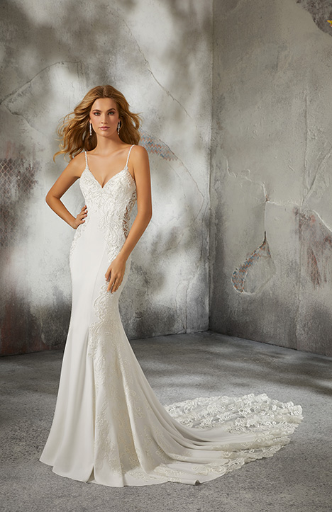 8283 Wedding                                          dress by Mori Lee: Bridal