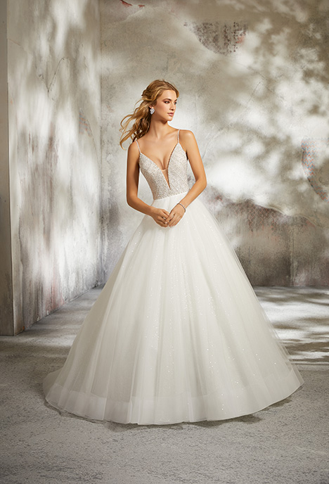 8286 Wedding                                          dress by Mori Lee: Bridal