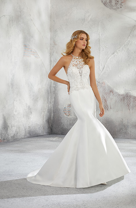 8287 Wedding                                          dress by Mori Lee: Bridal