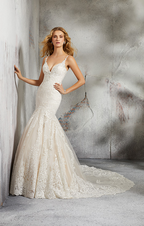8289 Wedding                                          dress by Mori Lee: Bridal
