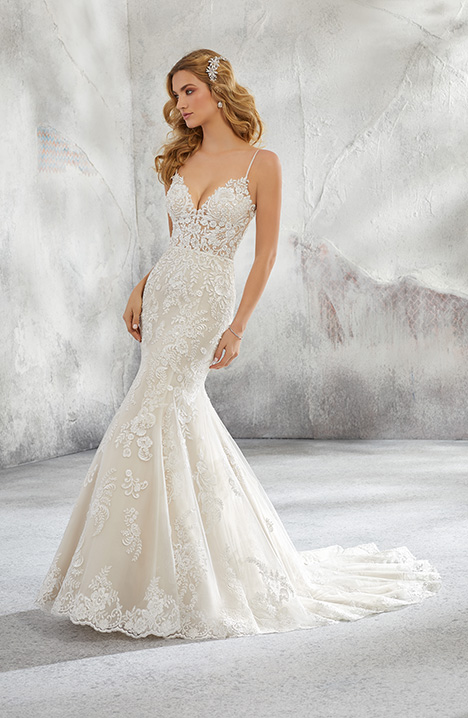 8292 Wedding                                          dress by Mori Lee: Bridal