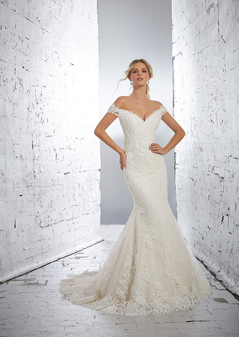 1714 Wedding                                          dress by Morilee AF Couture
