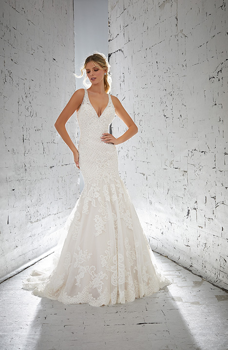 1716 Wedding                                          dress by Morilee AF Couture