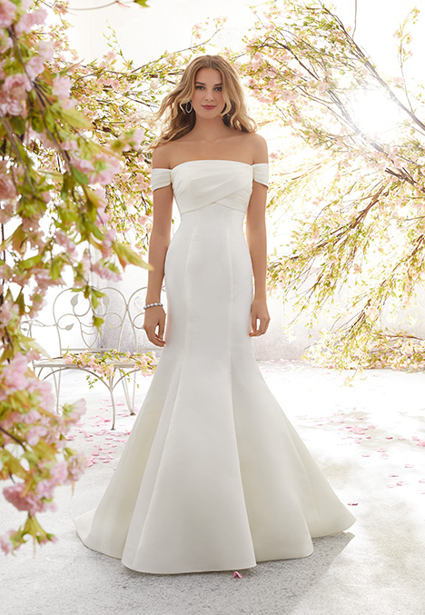 6893 Wedding                                          dress by Mori Lee: Voyage