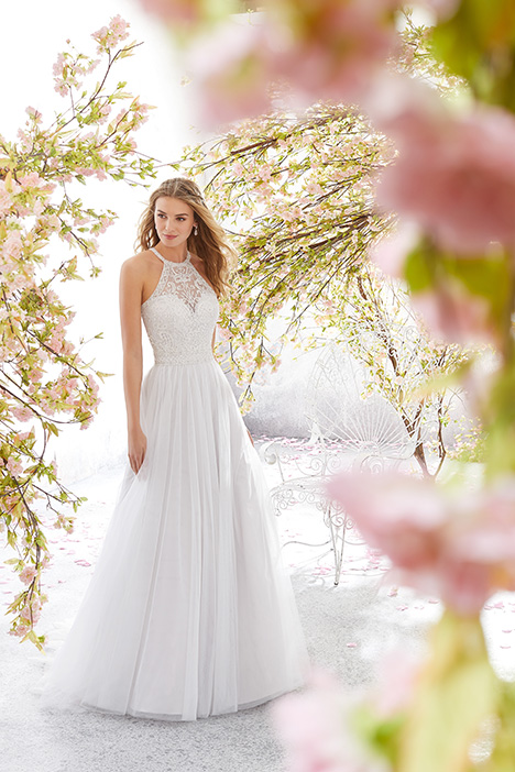 6898 Wedding                                          dress by Mori Lee: Voyage