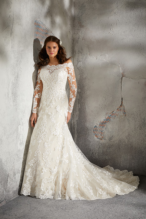 3243 Wedding                                          dress by Mori Lee: Julietta