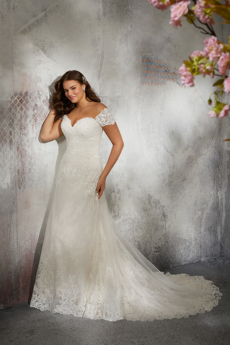 3244 Wedding                                          dress by Mori Lee: Julietta