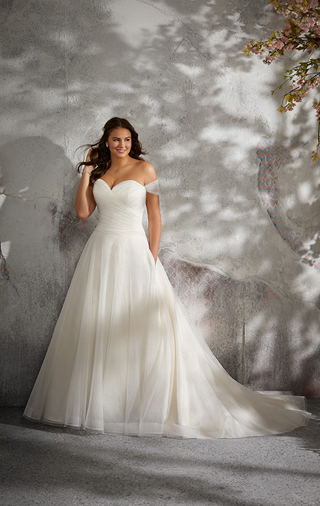Style 3245 gown from the 2018 Morilee Julietta collection, as seen on dressfinder.ca