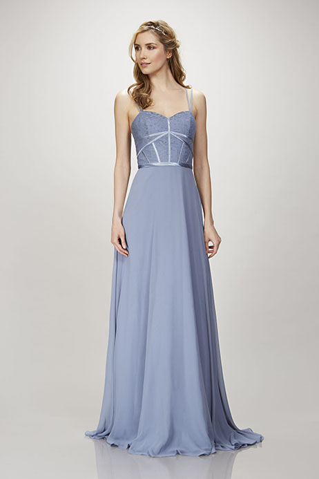 910132 - Elena Bridesmaids                                      dress by Theia Bridesmaids