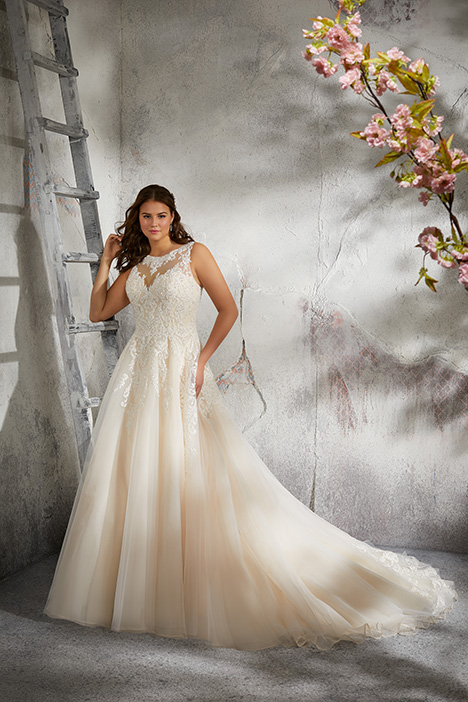 3248 Wedding                                          dress by Mori Lee: Julietta