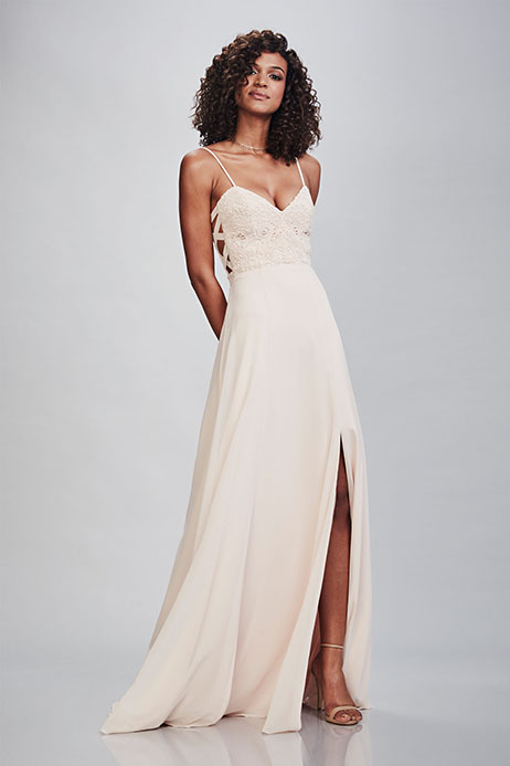 910206 - Melanie Bridesmaids                                      dress by Theia Bridesmaids