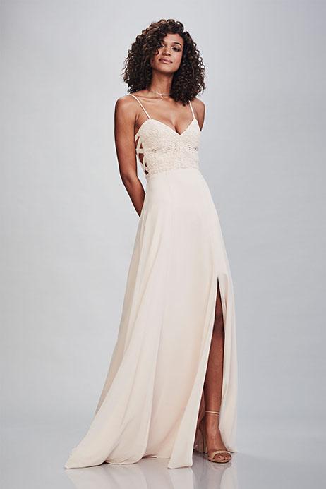 910206 - Melanie Bridesmaids                                      dress by Theia: Bridesmaids
