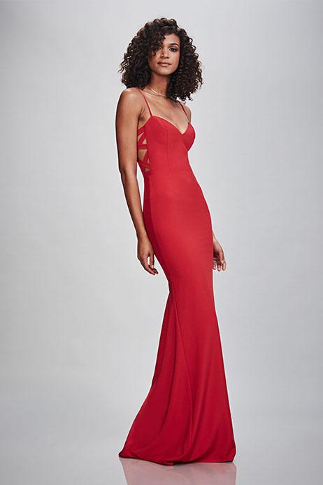 910209 - Chiara Bridesmaids                                      dress by Theia: Bridesmaids