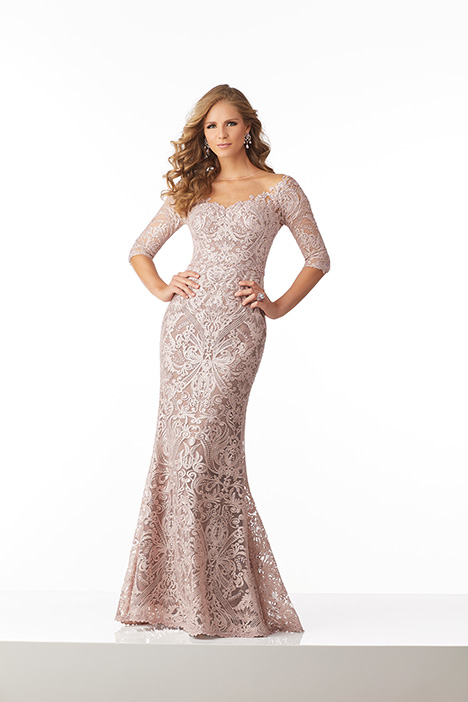 71801 (Blush) Mother of the Bride                              dress by Mori Lee : MGNY