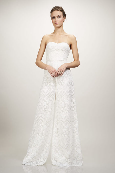 890410 - Skyler Wedding                                          dress by Theia : White Collection