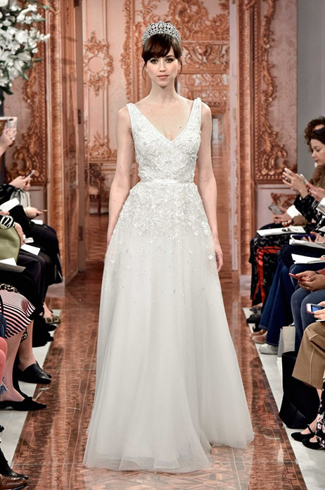 Augusta (890560) Wedding                                          dress by Theia White Collection