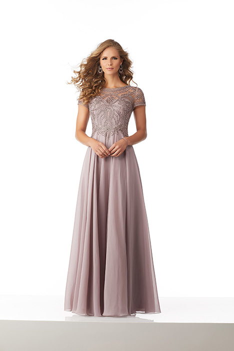 71824 Mother of the Bride                              dress by MGNY Madeline Gardner