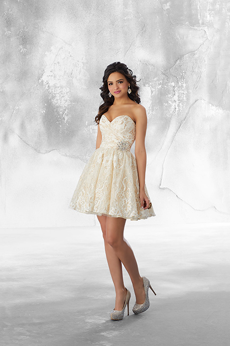 9481 Prom                                             dress by Morilee Damas