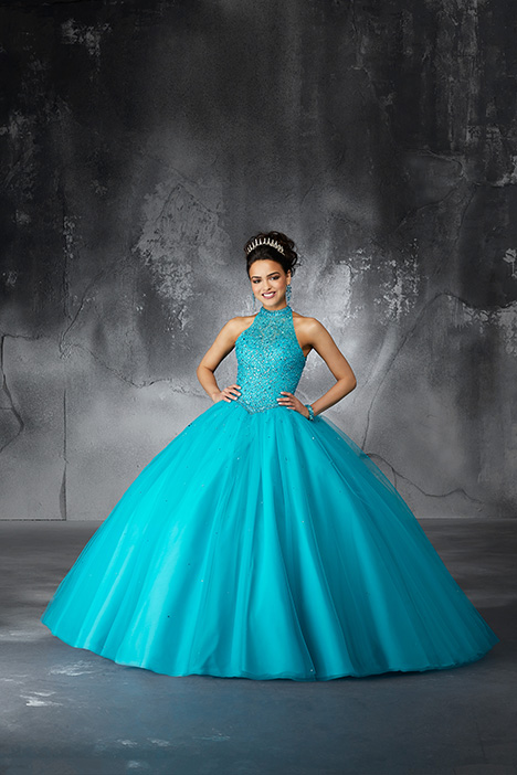 60056 (Capri) Prom                                             dress by Morilee Valencia