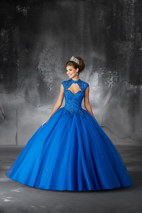 60058 (Royal) Prom                                             dress by Morilee Valencia