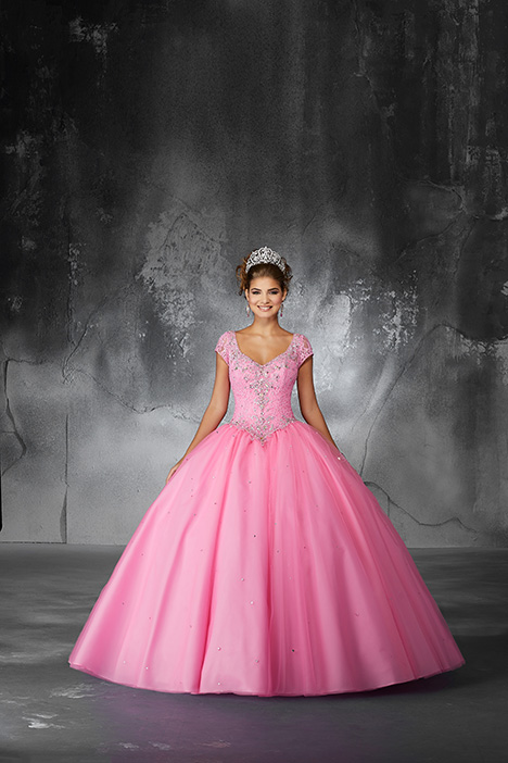 60060 (Bubble) Prom                                             dress by Morilee Valencia