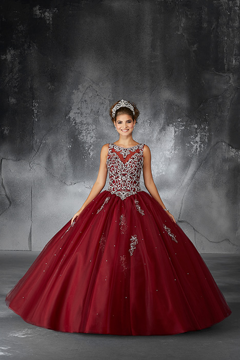 89067 gown from the 2018 Morilee Valencia collection, as seen on dressfinder.ca