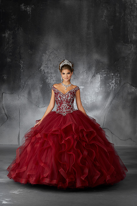 89131 Prom                                             dress by Morilee Vizcaya