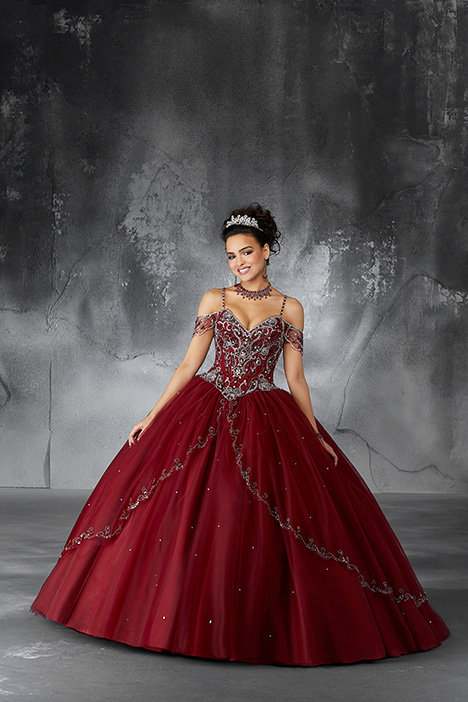 89135 Prom                                             dress by Morilee Vizcaya