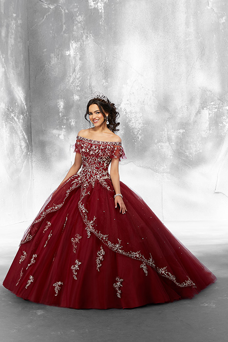 89181 Prom                                             dress by Morilee Vizcaya