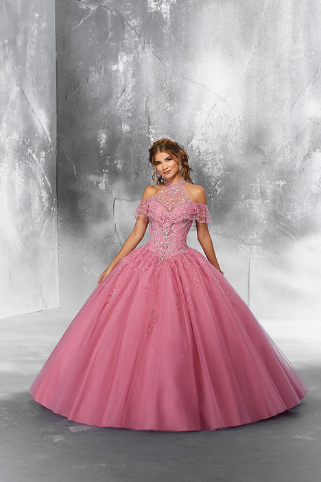 89183 (Dusty Rose) Prom                                             dress by Morilee Vizcaya